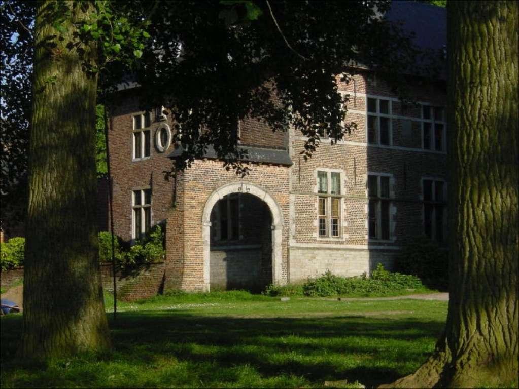 Het oude abtskwartier