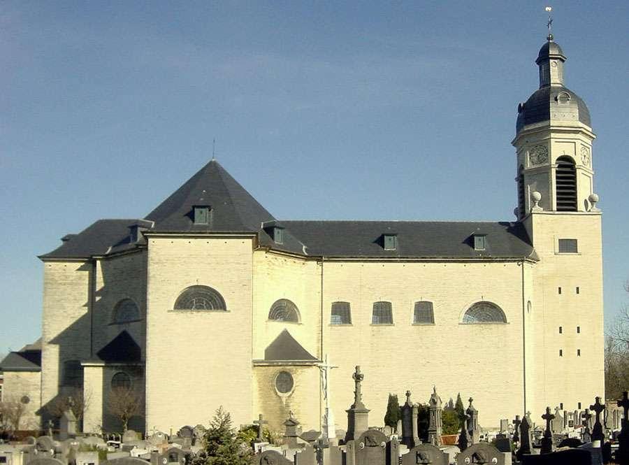 Zuidgevel van de kerk