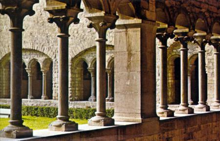 Pandgang uit de 13de eeuw