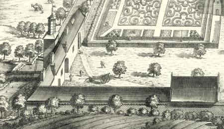 De abdij van Vlierbeek