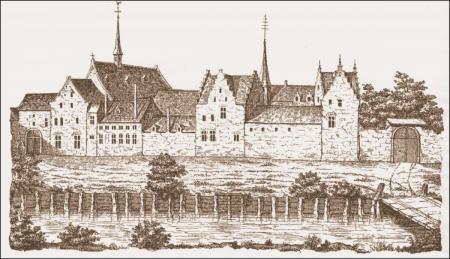 Refuge van de abdij van Sint-Truiden