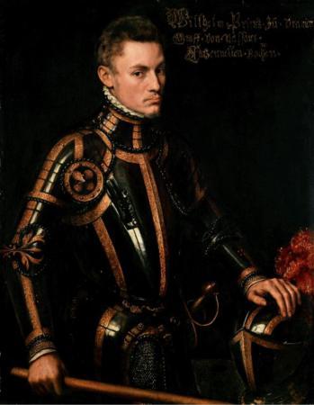 Willem van Oranje door Antonio Moro