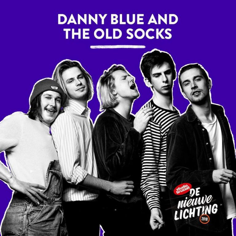 Danny Blue And The Old Socks - FINALIST De Nieuwe Lichting