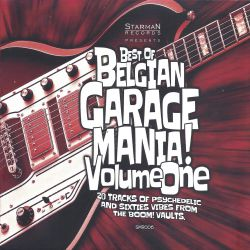 The Best Of Belgian Garagemania Vol. 1 - Various Artists