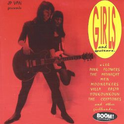 Girls And Guitars - Various Artists