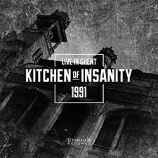 Kitchen Of Insanity - Live in Ghent 1991