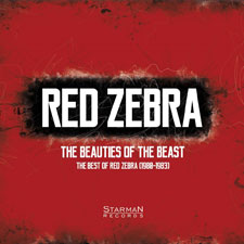 Red Zebra - The Beauties of the Beast