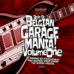 Best Of Belgian Garage Mania - Volume 1