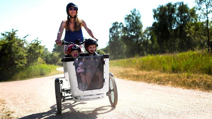 Butcher & Bicycles MK1-E cargobike