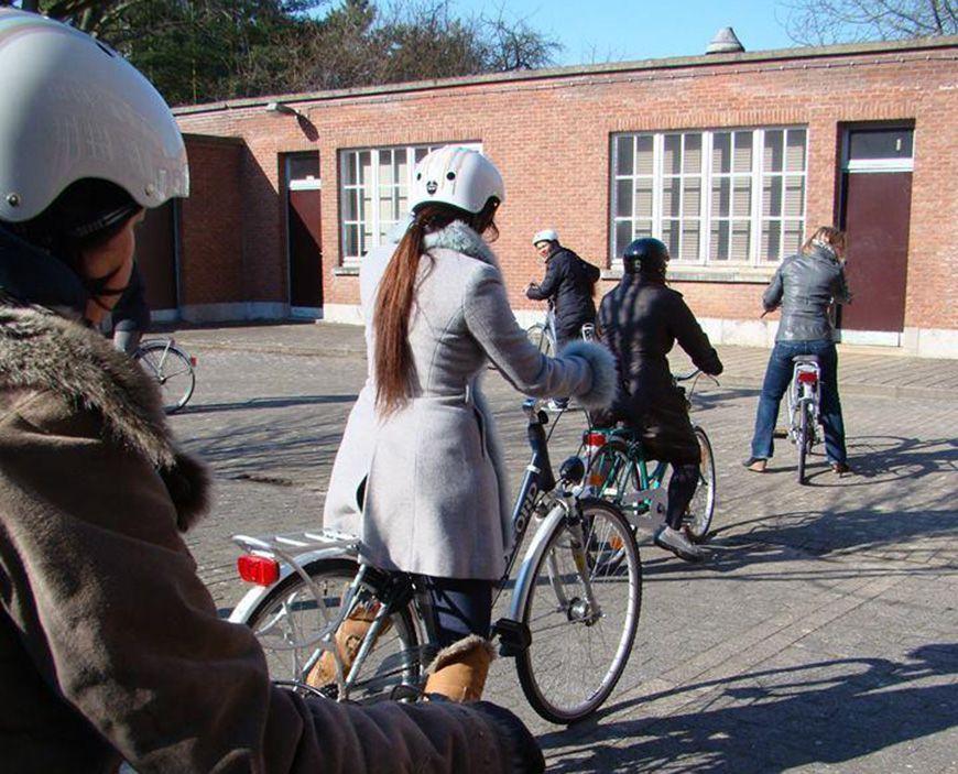 Fietsschool Leuven zoekt vrijwilligers