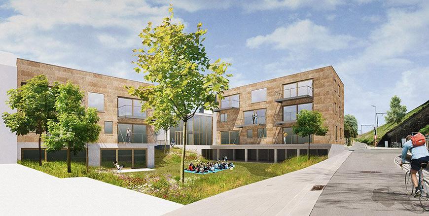 Cohousing De Sijs, Leuven
