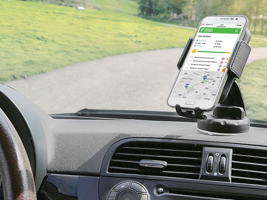 Je smartphone als copiloot